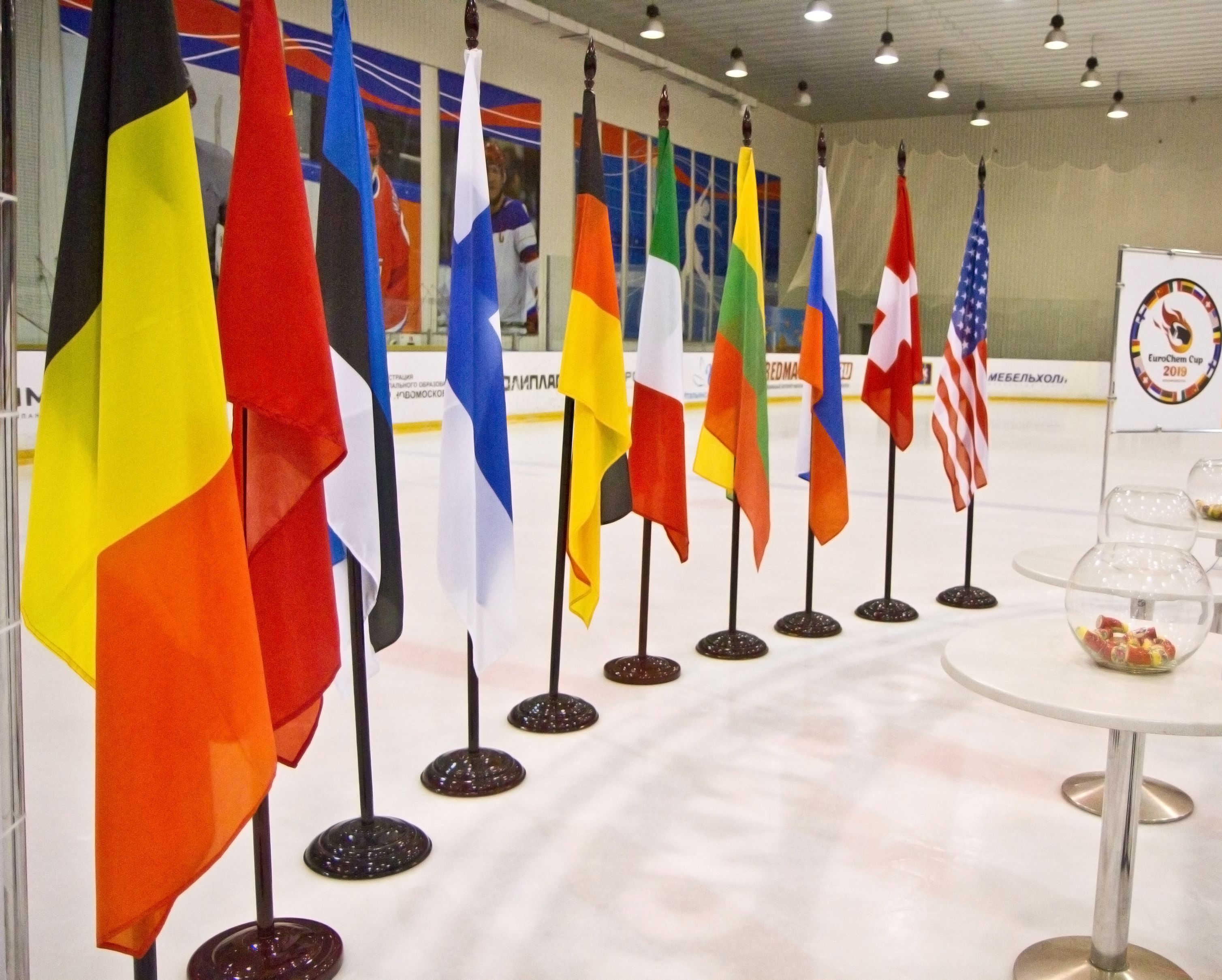 EuroChem Cup ice hockey tournament expands to China, Italy for 2019